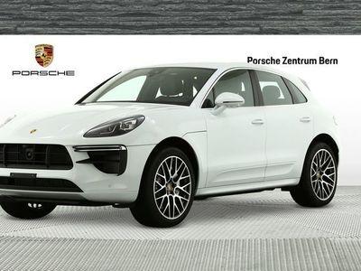 gebraucht Porsche Macan Turbo PDK