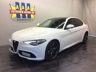 gebraucht Alfa Romeo Giulia 2.2 JTDM Veloce TI Q4 Automatic