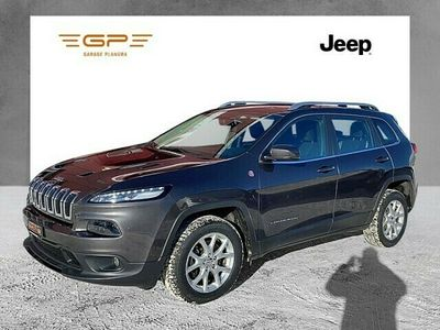 gebraucht Jeep Cherokee 2.0 CRD 170 Longitude AWD