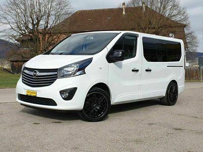 gebraucht Opel Vivaro Tourer 2.7t L1 145cv Biturbo