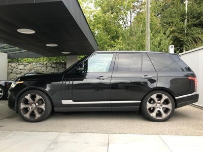 gebraucht Land Rover Range Rover 4.4 SDV8 SV Autobiography Automatic