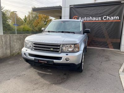 gebraucht Land Rover Range Rover Sport 2.7 Td6 HSE Automatic