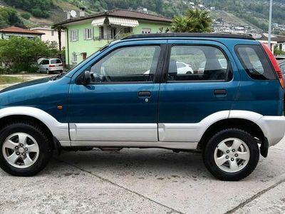 gebraucht Daihatsu Terios 1.3 benzina 4x4 anno 1999