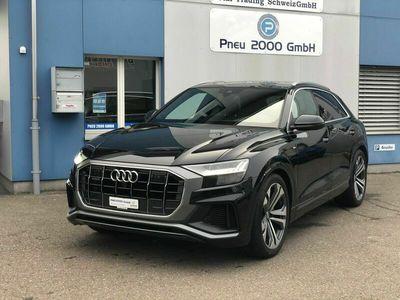 gebraucht Audi Q8 50 TDI quattro S-Line tiptronic
