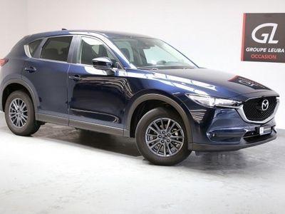 gebraucht Mazda CX-5 G 165 Ambition AWD