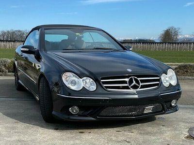 gebraucht Mercedes CLK350 Avantgarde 7G-Tronic