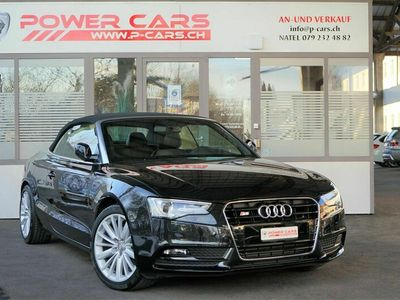 gebraucht Audi A5 Cabriolet 1.8 TFSI multitronic