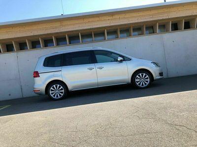 gebraucht VW Sharan SAHRAN 2.0 TDI BLUEMOTION TECHNOLOGY HIGHLINE l 140 PS