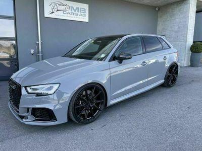 gebraucht Audi S3 Sportback S3 / RS3 RS3 SB 2.5 TSI quattro / RS3 RS3 2.5 TSI quattro