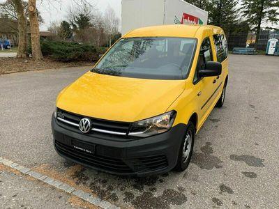 gebraucht VW Caddy Maxi Caddy Maxi 2.0TDI 4 MOTION BMT2.0TDI 4 MOTION BMT