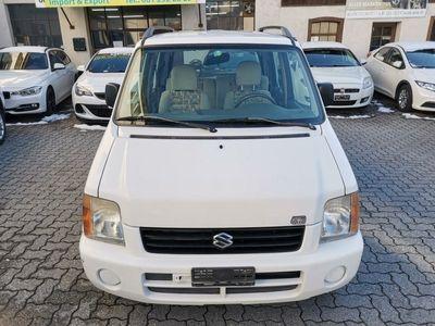 gebraucht Suzuki Wagon R+ + 1.2 4WD