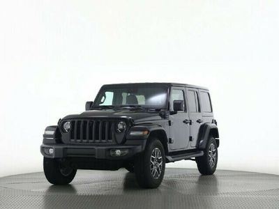 gebraucht Jeep Wrangler 2.0 Turbo 80th Anniversary Unlimited 4xe