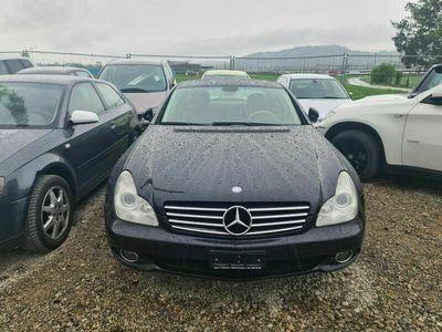 gebraucht Mercedes CLS350