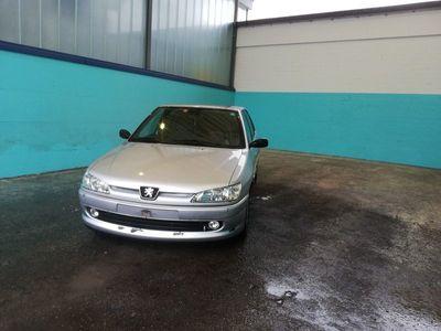gebraucht Peugeot 306 für Bastler oder Ersatzteile (Fahrzeug Fährt)