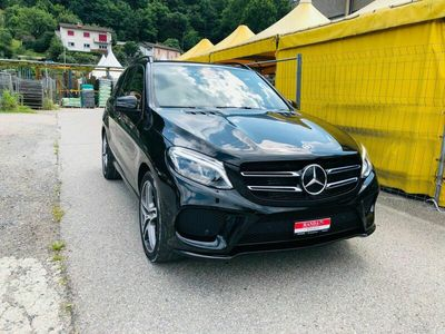 gebraucht Mercedes GLE350 GLE-KlasseD