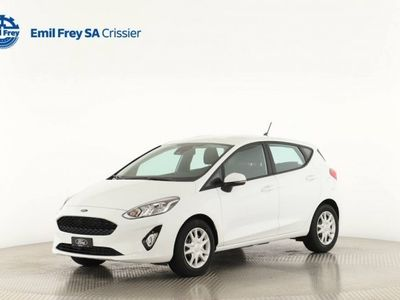 gebraucht Ford Fiesta 1.0 EcoB 125 Cool & Connect