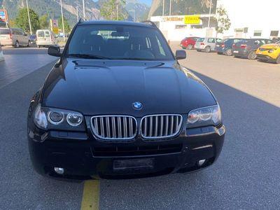 gebraucht BMW X3 xDrive 35d (3.0sd) Steptronic