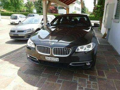 gebraucht BMW 528 5er i Modern Line
