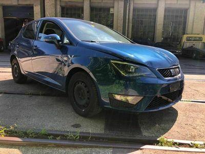 gebraucht Seat Ibiza 1.6 TDi FR Unfallfahrzueg