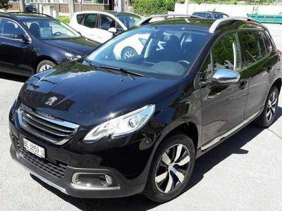 gebraucht Peugeot 2008 1.6 BlueHDi Allure (SUV/tout-terrain)
