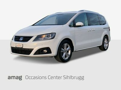 gebraucht Seat Alhambra 2.0 TDI Style Advanced DSG