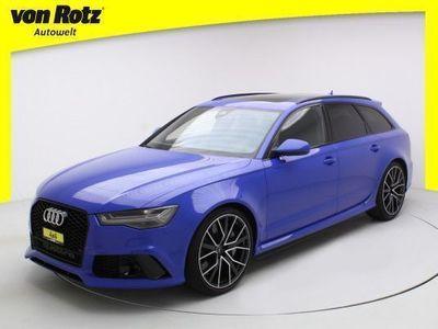 gebraucht Audi RS6 Avant Nogaro Edition 1/150