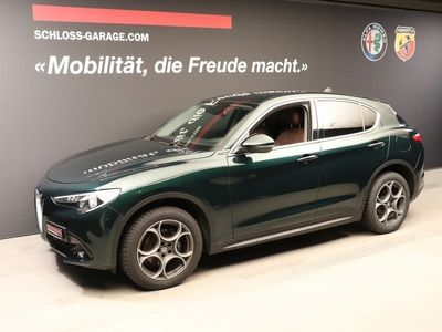 gebraucht Alfa Romeo Stelvio 2.2 JTDM 210 AT Q4 Executive
