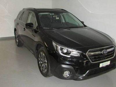 gebraucht Subaru Outback 2.5i Swiss Plus