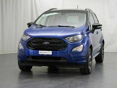 gebraucht Ford Ecosport 1.5 TDCi ST-Line 4x4