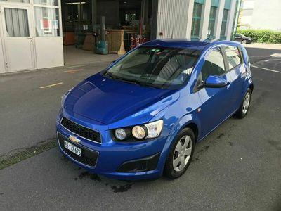 gebraucht Chevrolet Aveo 1.3 diesel jg 2012