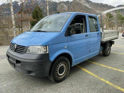 gebraucht VW T5 T5 4x4 Diesel, Doppelkabine4x4 Diesel, Doppelkabine
