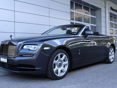 gebraucht Rolls Royce Dawn 6.6 V12 Black Badge