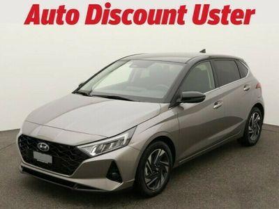 gebraucht Hyundai i20 1.0 T-GDi Premium DCT
