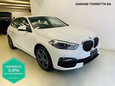gebraucht BMW 118 1er i Steptronic Sport Line