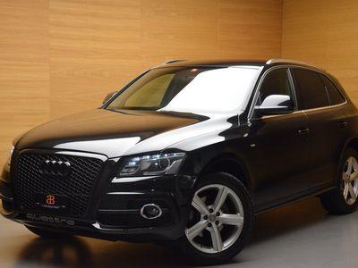 gebraucht Audi Q5 2.0 TDI quattro S-tronic *S-Line*