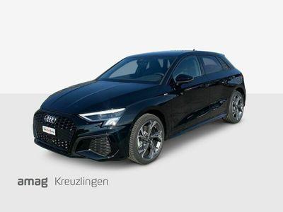 gebraucht Audi A3 Sportback 40 TFSI e S line S-tronic