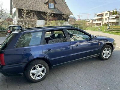 gebraucht Audi A4 A4 Avant 1.8Avant 1.8