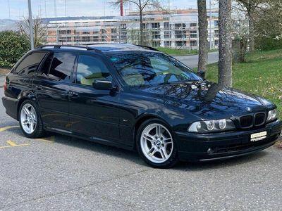 gebraucht BMW 540 5erE39 Facelift 2002