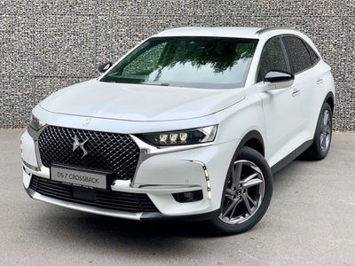 gebraucht DS Automobiles DS7 Crossback 2.0 BlueHDi Performance Line Au