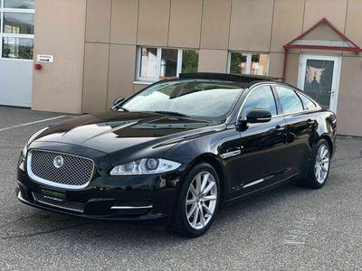 gebraucht Jaguar XJ 3.0d V6 Luxury Automatic I 275PS I