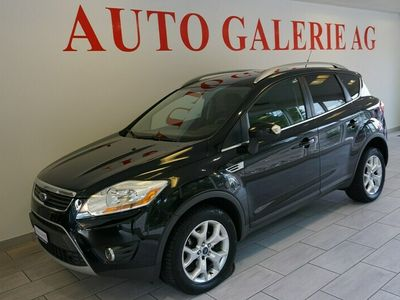 gebraucht Ford Kuga 2.0 TDCi Carving 2WD