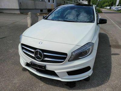 gebraucht Mercedes A200 A-KlasseAMG Line 7G-DCT