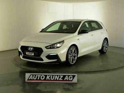 gebraucht Hyundai i30 1.4 T-GDi N-Version Automat