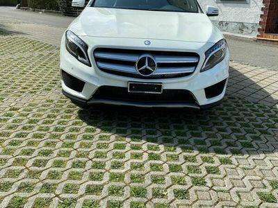 gebraucht Mercedes GLA250 GLA-Klasse Mercedes - benz GLA 250 amg line 4 matic GLA-Klasse Mercedes - benzamg line 4 matic