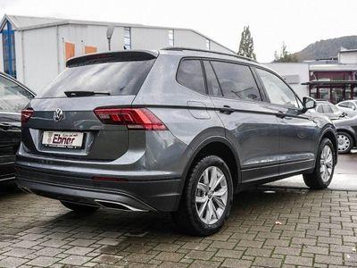 gebraucht VW Tiguan Allspace 2.0TDI DSG 7-SITZER NAVI AHK 18Z