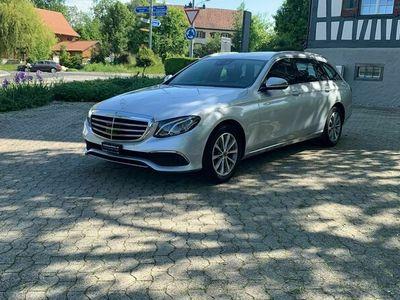 gebraucht Mercedes E220 E-KlasseExclusive 4matic Kombi