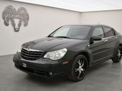 gebraucht Chrysler Sebring 2.7 V6 Limousine Ltd.