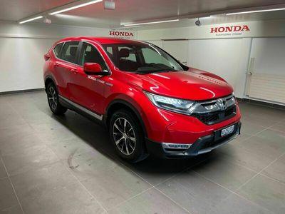 gebraucht Honda CR-V 2.0i MMD Hybrid Elegance 4WD Automatic