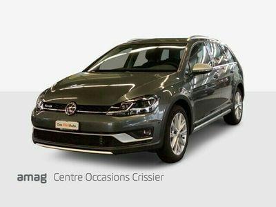 gebraucht VW Golf Alltrack Golf Alltrack 2.0 TDI 4Motion DSG