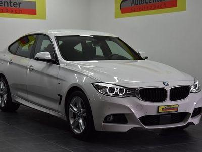 gebraucht BMW 330 d GT xDrive M Sport Line Steptronic